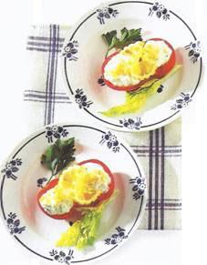 Russian Fish Salad
