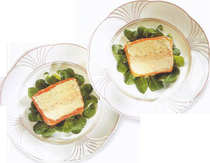 Three-Fish Terrine