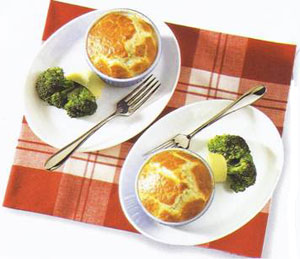 Broccoli Souffles