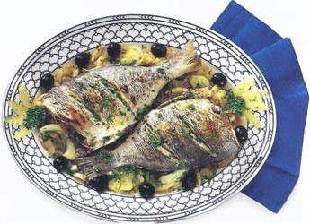 Porgy nicoise for Porgy fish recipe