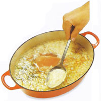 Soup skim