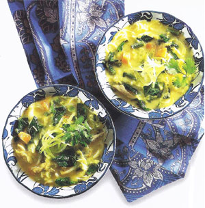 Thai Spiced Soup